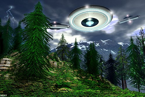 Welcome to UFO*BC - A study of UFOs and related phenomenon in British Columbia and the Yukon.